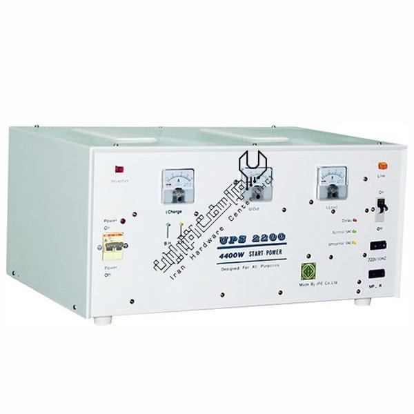 نصب دستگاه برق اضطراری UPS مدل ۲۲۰۰