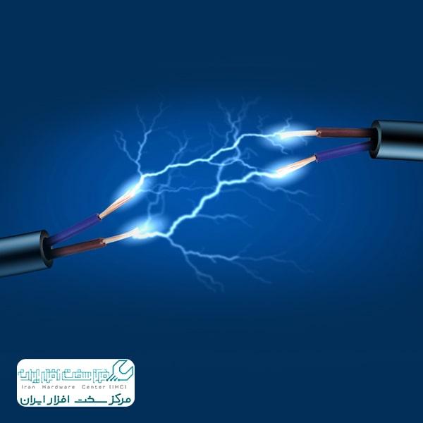 نوسان ولتاژ